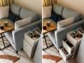 室内伟徳国际下载效果图大全2011图片,现代机能杰作 16平一房一厅一应俱全,小资们的美好选择 (8)