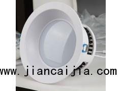LED防眩光筒灯5寸12瓦LED嵌入式照明灯具