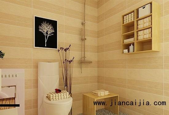 卫生间瓷砖颜色搭配技巧